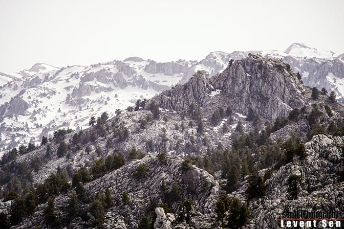 West Taurus Mountains