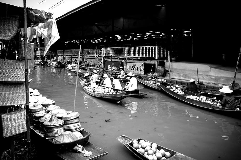 Thailand Memories-Floating Market / Part-8
