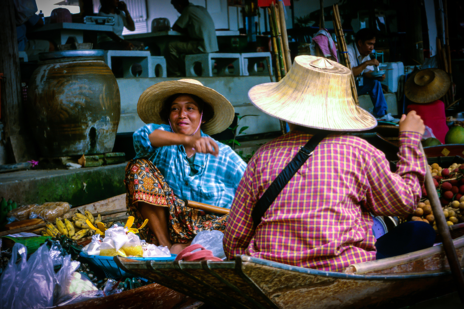 Thailand Memories-Floating Market / Part-9