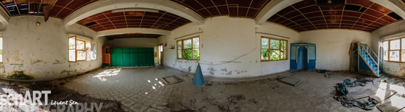 Abandoned Mosque Pano © Levent ŞEN