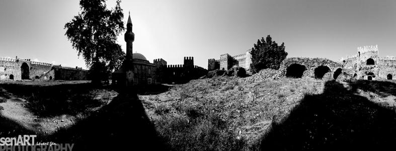 Mamure Castle 3ls2922-Pano-3 © LEVENT ŞEN