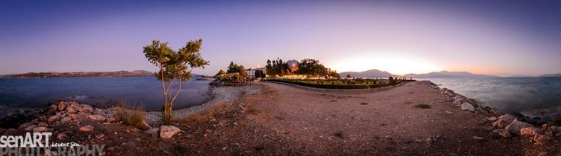 Lake Eğirdir 3LS8580_01092011-Pano © LEVENT ŞEN