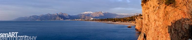 Bay Of ANTALYA 4ls8407-Pano © LEVENT ŞEN