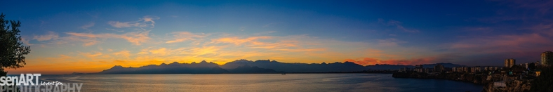 Bay Of ANTALYA 4ls8974-Pano © LEVENT ŞEN